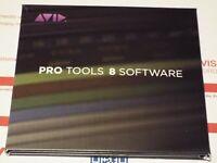 Avid / Digidesign Pro Tools 8.0.4 Official DVDs Mac 10.6.8 & 10.8.5, Win7,Win 10