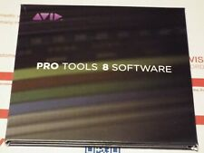 Avid Pro Tools 8 Le DVD for Win 10 & 7 & older Mac OS X 10.6.8 & Mac OS X 10.8.5