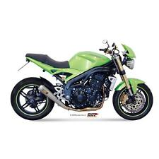 ESCAPE MIVV TRIUMPH SPEED TRIPLE Año FAB. bj.07-10 (X-CONE PLUS, acero inox. ,