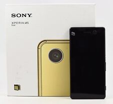 USED - Sony XPERIA M5 Dual E5663 Black (FACTORY UNLOCKED), 16GB