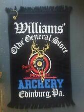 Williams' Shooting Towel