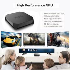MXQ U2+-W Amlogic Android 7.1 BT4.0 64Bit TV Box 1GB + 8GB 2.4G WiFi H.265 EU