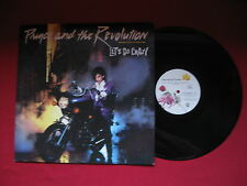 """PRINCE AND THE REVOLUTION """"LET'S GO CRAZY"""" 12"""" 45 & SLEEVE MINT MINUS LQQQK!!"""