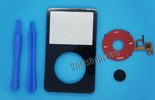 Black Front cover +Click Wheel For iPod 5th Gen Video 30GB U2 Special Edition