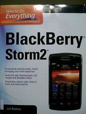 Blackberry Storm2 by Joli Ballew (2010, Paperback) How-to-Guidebook