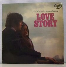 "33T Film LOVE STORY Disque LP 12"" Neil RICHARDSON And His Orchestra - MFP 5189"