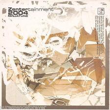 V/A - Zentertainment 2004: A Ninja Tunes/Big Dada Sampler (UK 11 Tk CD Album)
