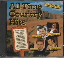 CD 16T COUNTRY JOHNNY CASH/BOB LUMAN/JERRY LEE LEWIS/PATSY CLINE ....NEUF SCELLE