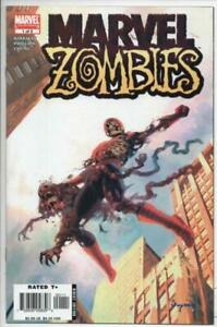 MARVEL ZOMBIES #1, NM-, Spider-man, Arthur Suydam, 1st Print, 2006