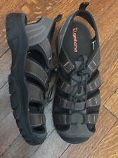 Mens Gotcha Brown Nylon Passage Sandals SZ 7, Excellent Condition