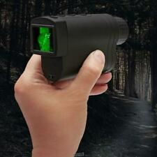 The Night Vision Pocket Monocular infrared LED 3X optical magnification