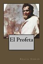 El Profeta by Khalil Gibrán (2015, Paperback)