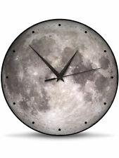 """Wall clock """"Moon"""" 30 cm"""
