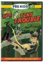 Wild Kratts: Tiny Trouble [New DVD]