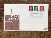 Gb First Day Cover 1979 Definitive