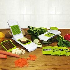 All-in-One Kitchen Fuit & Veggie Chopper, Slicer, and Grater Set KW0152