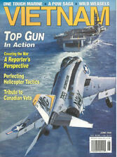 Vietnam Jun 96 Boeing Vertol Ch-21 Shawnee Flying Banana_Top Gun_Wild Weasel