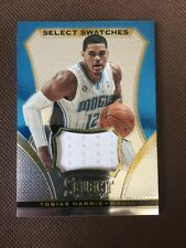NBA Jersey Card Tobias Harris Panini Select 13-14