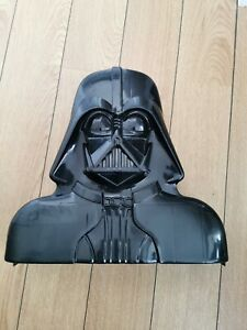 STAR WARS VINTAGE DARTH VADER CARRY CASE EMPIRE STRIKES BACK