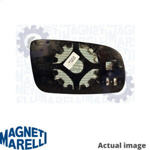NEW MIRROR GLASS OUTSIDE MIRROR FOR VW GOLF IV VARIANT 1J5 BEH MAGNETI MARELLI