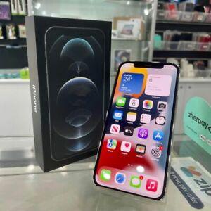 iPhone 12 Pro 256GB Silver TN7076 GREAT Apple warranty Free exp shipping