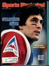 SI: Sports Illustrated July 20, 1981 Vince Ferragamo, Football, VERY GOOD