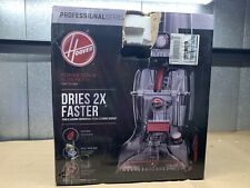 Hoover Fh50258 Red Professional Elite Pet Plus Spin Scrub Upright Carpet Cleaner