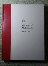 The World Of Micheal Angelo: Time Life Books - Hardcover 1966