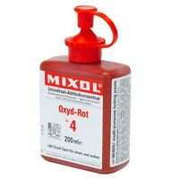 Mixol Universal Tints, Oxide Red #4 - 200ml, 500ml