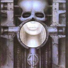 Emerson Lake & Palmer (ELP) ### Brain Salad Surgery  ### Dig. Rem. CD