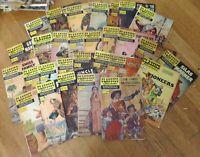Classics Illustrated large lot of 29 comics - #1 = 132