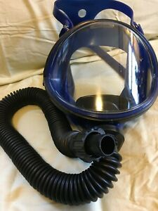 Sperian Survivair SAR full face mask w/hose, part no. 985027