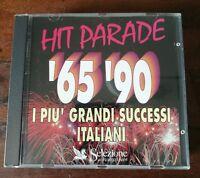 Hit Parade '65 '90 Reader's Digest I più Grandi Successi Italiani Box 5x Cd EX