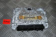 Audi A4 1.9Tdi Steuergerät Motor 038906018FD 0281001966