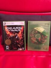 Xbox 360 : Gears Of War Video Games 1 and 3