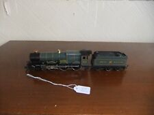 Lima GWR 4-6-0 Loco King George V Green 5090, not boxed