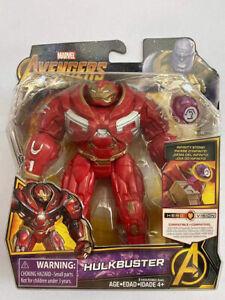 "Marvel Avengers Infinity War By Hasbro Iron Man Hulkbuster 6"" Action Figure Toy"