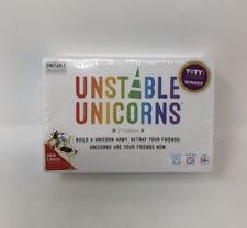 Unstable Unicorns Card Game - family,party game, Gift