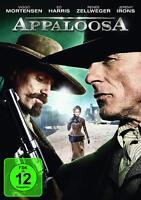 Appaloosa (2008) [DVD/NEU/OVP] Viggo Mortensen, Ed Harris, Jeremy Irons, Renée Z