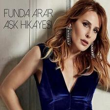 FUNDA ARAR - ASK HIKAYESI 2017  - CD NEU ALBEN 2017