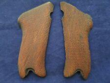 Luger 1900 - 1906 Walnut Grip Safety Grips