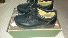 Mens Timberland goretex shoes black size 8 excellent