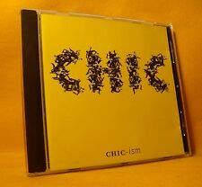CD Chic Chic-ism 13TR 1992 Neo Soul, Garage House, Disco Nile Rodgers !