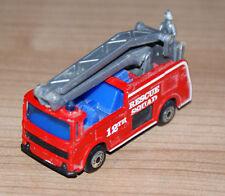 MATCHBOX - Snorkel Feuerwehr - 1981  #143