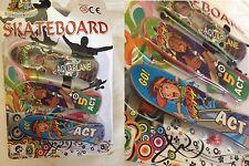 3 Skateboard - Aquaplane 5 ACT e ACT - 10cm l'uno - Innova Toys  - Nuova