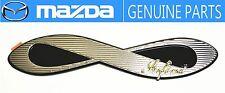 MAZDA RX-7 FC3S/FD3S  Efini Genuine Badge Emblem RARE ITEM  JDM  OEM!!
