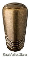 Urna cineraria in bronzo Glitter - Linea Pelike (cm 20)