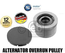 OPEL VIVARO 2000->ON 1.9 NEW ALTERNATOR OVERRUN PULLEY OE QUALITY