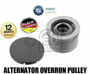 FOR VAUXHALL MOVANO 2003-2010 1.9 NEW ALTERNATOR OVERRUN PULLEY OE