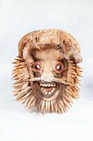 AE5 Guere Kran Maske Afrika Alt / Masque Guérés ancien / Old Krann We Gere mask